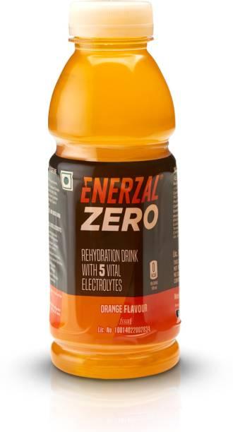 Enerzal Zero Energy Drink 400 Ml (Pack of 6) Energy Drink
