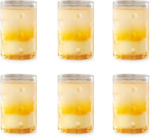 BOROSIL (Pack of 6) BN430120020 Glass Set