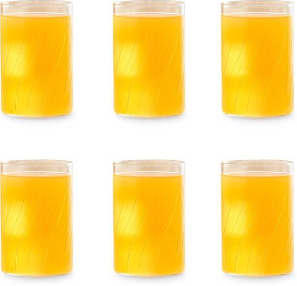 BOROSIL (Pack of 6) BN430120036 Glass Set