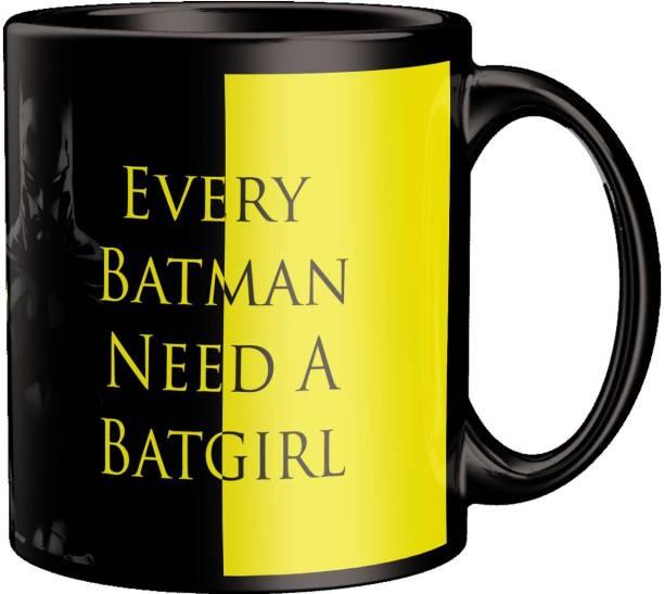 ECFAK Batman BM:002 Ceramic Coffee Mug
