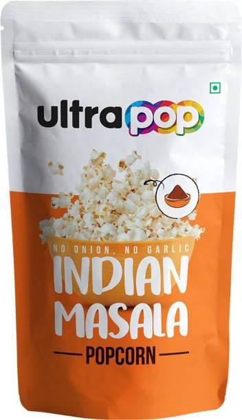 Ultrapop India Masala Flavor Popcorn 35 g each Pack of 6 India Masala Popcorn