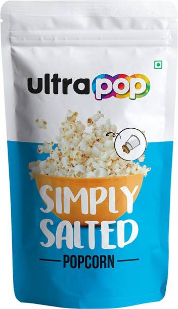 Ultrapop Simply Salted Flavor Popcorn 35 g each Pack of 10 Simply Salted Popcorn