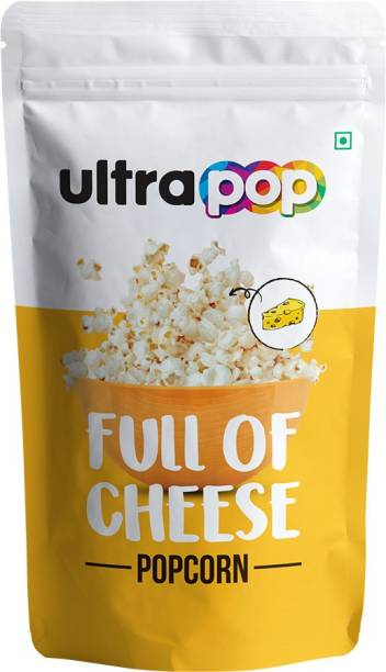 Ultrapop Full Of Cheese Flavor Popcorn 35 g each Pack of 5 Full Of Cheese Popcorn