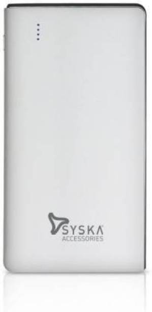 Syska 10000 mAh Power Bank