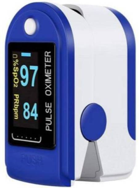 SYARA HSM_426H_Pulse Oximeter Finger Oximetry SPO2 Blood Oxygen Saturation Monitor Heart Rate Monitor Rotatable OLED Digital Display Portable with Batteries and Lanyard Pulse Oximeter Pulse Oximeter