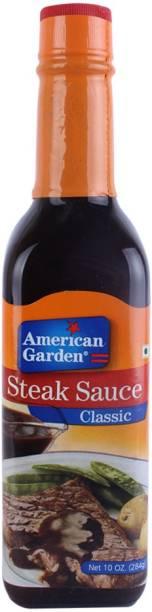 American Garden Steak Sauce Classic Sauces