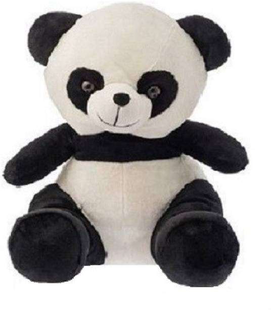 fluffies Ulta Soft & Beautiful Sitting Panda For Special Gift -56 cm  - 56 cm