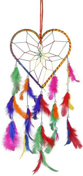 Ryme Dream Catcher Wall Hanging Wool Dream Catcher
