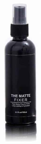 DPDM SKIN HYDRATING MATTE FINISH MAKEUP FIXER Primer  - 100 ml