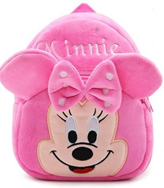Kidsor Kids Soft Plush Backpack For Small Kids Nursery Bag Kids Gift Plush Bag