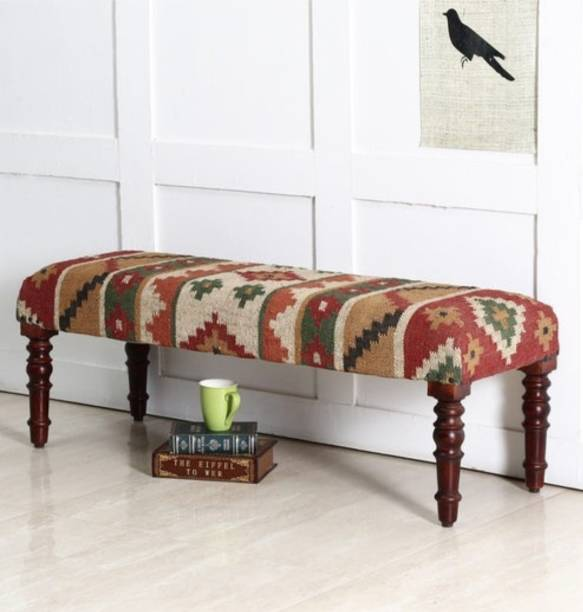 Flipkart Perfect Homes Solid Wood 2 Seater