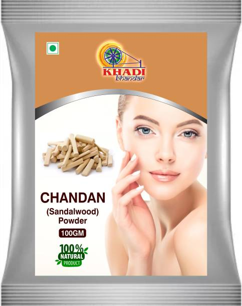 KHADI BHANDAR Sandalwood Face Pack Powder