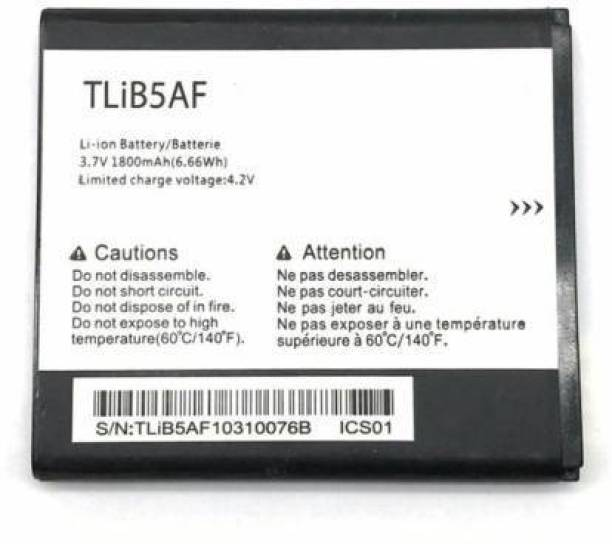 Worcester Mobile Battery For  ALCATEL OneTouch TCL S800, One Touch 997D, OT-997D, MW40CJ