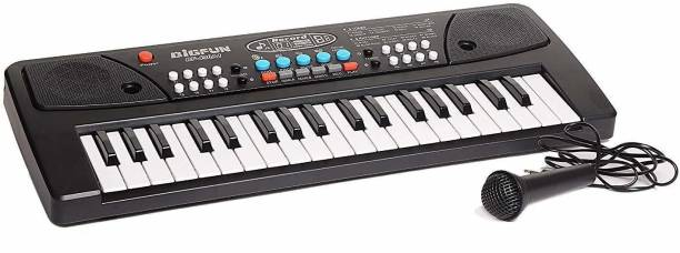 BIGFUN Piano Keyboard Toy With Recording And Mic collection