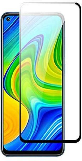 IPAKY Edge To Edge Tempered Glass for Mi Redmi Note 9