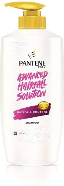 PANTENE Hair Fall Solution Shampoo, 650 ml