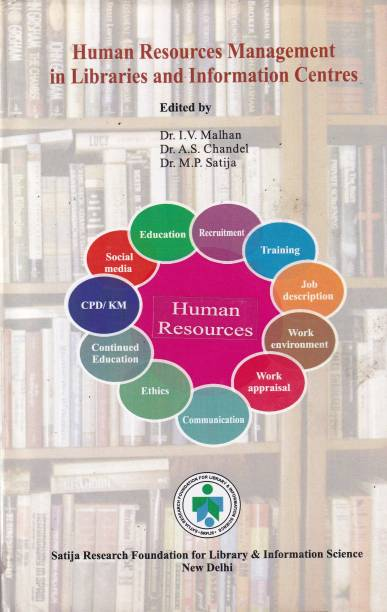 Human Resources Management in Libraries and Information Centres