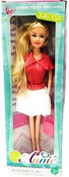 BMT Party Girl Doll And Her Personal Style Wardrobe Set (Multicolor)