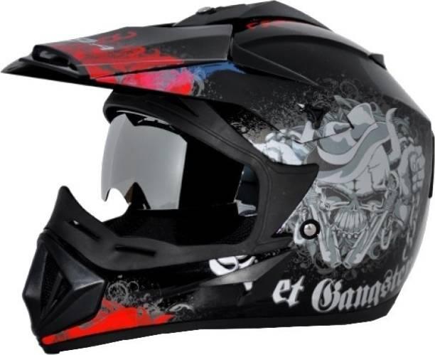 VEGA Off Road D/V Gangster Motorsports Helmet