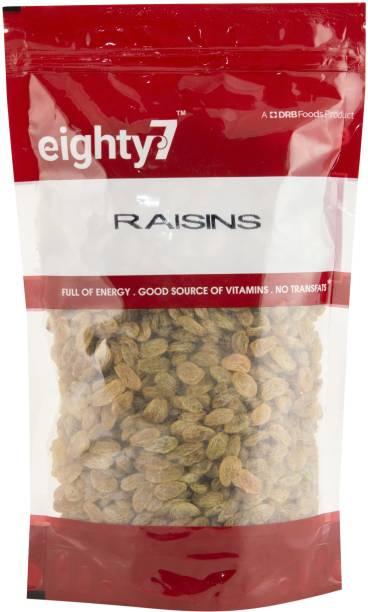 Eighty7 Raisins