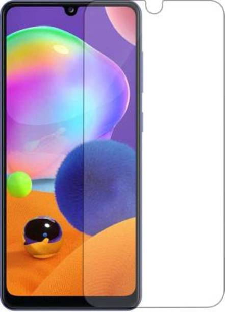 EASYBIZZ Tempered Glass Guard for Samsung Galaxy A31