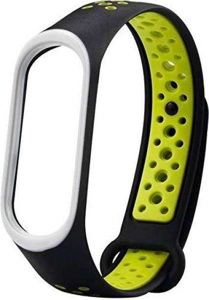 PORTLIX BEST BUY Replacement Fitness Tracker Wrist Belt Band MI 3 & 4 Smart Band Strap Smart Band Strap