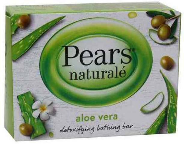 Pears Naturale Aloe Vera Bathing Bar (2x100g)