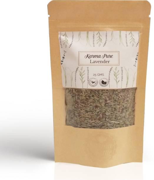 Karma Kettle Karma Pure Lavender (Flower) - 25 GMS Herbal Tea Pouch