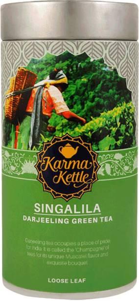 Karma Kettle Singalila Darjeeling Green Tea Green Tea Tin