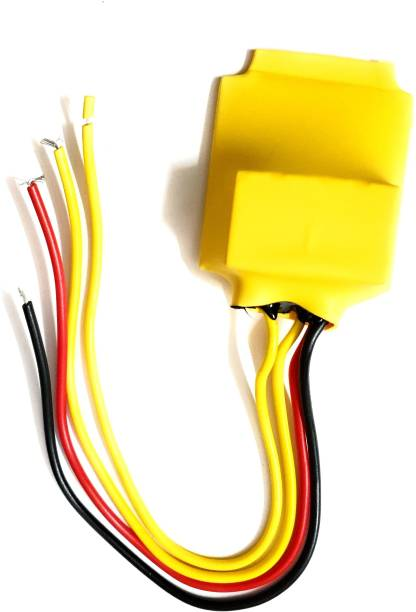 AutoPowerz Front, Side, Rear Flasher Indicator Light for Universal For Bike Universal For Bike
