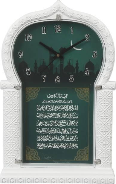 BIG BANG CREATIONS Analog 34 cm X 22 cm Wall Clock