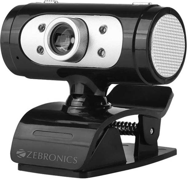 ZEBRONICS Zeb-Ultimate Pro Full HD High resolution  Webcam