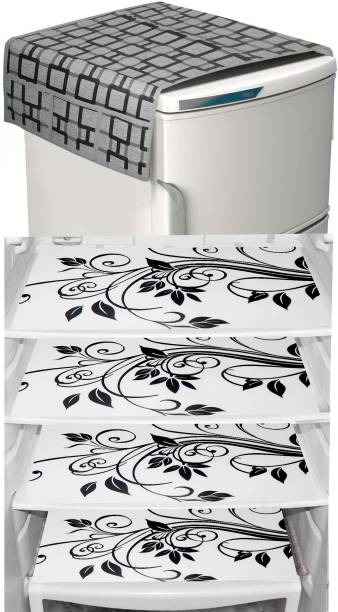 LooMantha Refrigerator  Cover