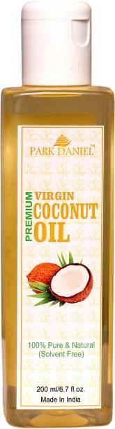 PARK DANIEL Premium Virgin Coconut Oil(200 ml) Hair Oil