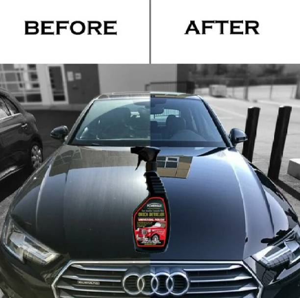 POWERMAX Liquid Car Polish for Exterior
