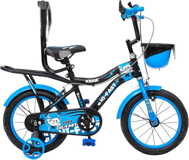 Hi-Fast Kids cycle For 2 Years to 5 Years Semi Assembled 14 T Road Cycle