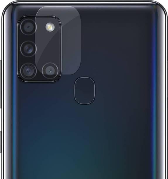 Karpine Back Camera Lens Glass Protector for Samsung Galaxy A21s