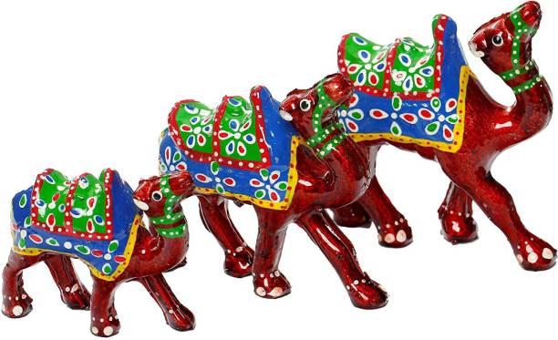 BHAGWATI HANDICRAFTS IS-BH-1066 Decorative Showpiece  -  12 cm
