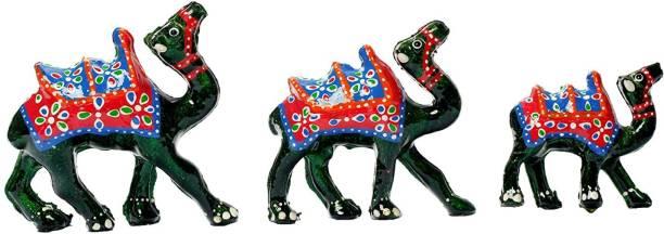 BHAGWATI HANDICRAFTS CA-YV-1067 Decorative Showpiece  -  12 cm