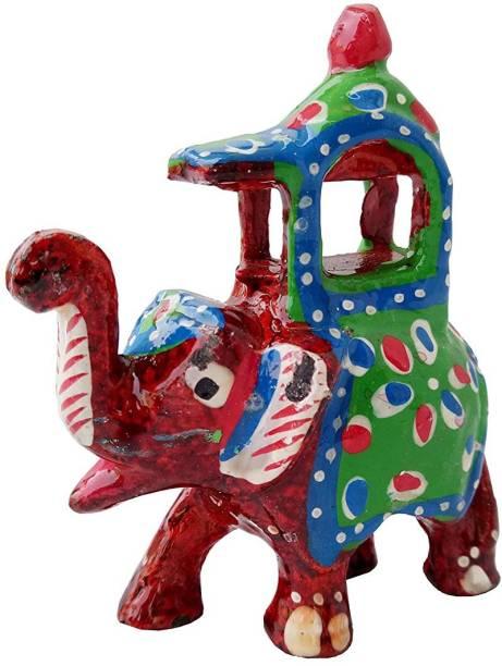 BHAGWATI HANDICRAFTS IS-BH-1103 Decorative Showpiece  -  12 cm