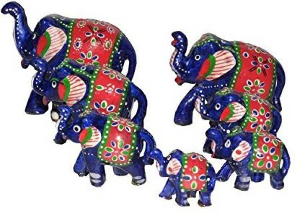 BHAGWATI HANDICRAFTS IS-BH-1052 Decorative Showpiece  -  15 cm
