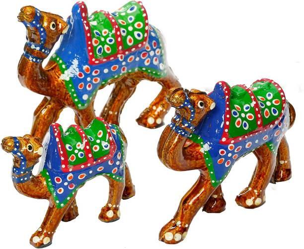 BHAGWATI HANDICRAFTS IS-BH-1069 Decorative Showpiece  -  12 cm