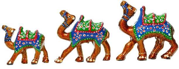 BHAGWATI HANDICRAFTS IS-BH-1065 Decorative Showpiece  -  12 cm