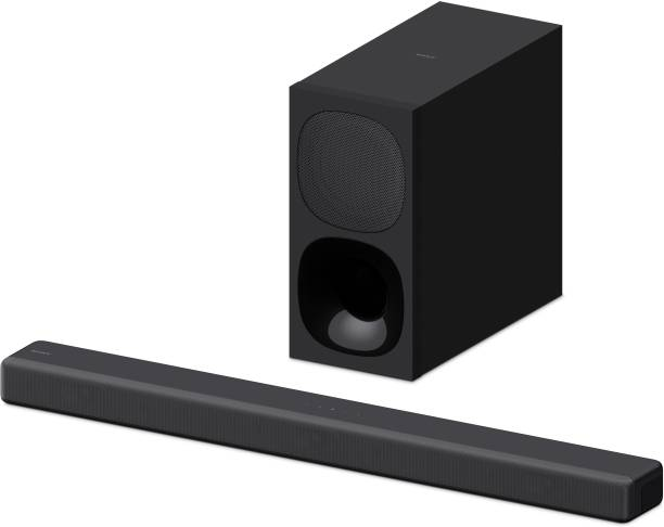 SONY HT-G700 With dolby Atmos, Wireless Subwoofer 400 W Bluetooth Soundbar