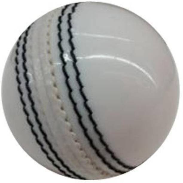 RIO PORT Leather Cricket Ball for Tests/One-Day Matches and Practice Baseball