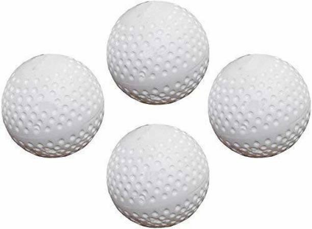 RIO PORT Hockey Balls (White) Baseball