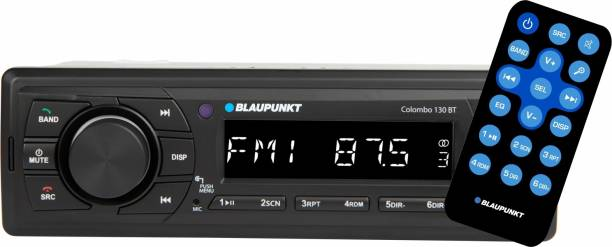 Blaupunkt Colombo 130BT Dual USB/MP3/AUX/BT Car Digital Media Receiver (Single Din) Car Stereo
