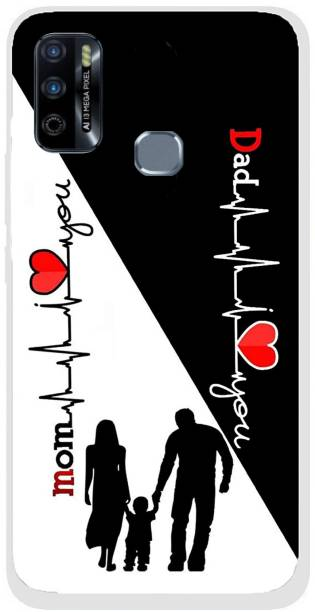 RM Style Back Cover for Infinix Smart 4 Plus, Infinix Smart 4