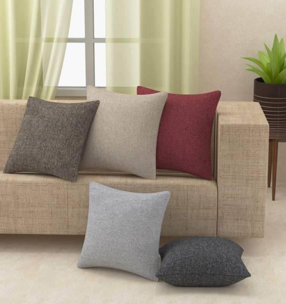 EIIRA Plain Cushions & Pillows Cover