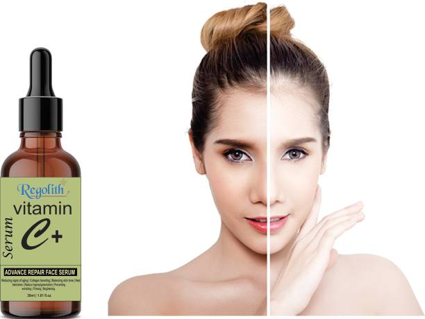 Regolith Vitamin C 20 % Face Serum- For Skin Whitening & Skin Lightening
